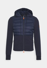 Save the duck - CONNOR HOODED JACKET - Light jacket - navy - 0