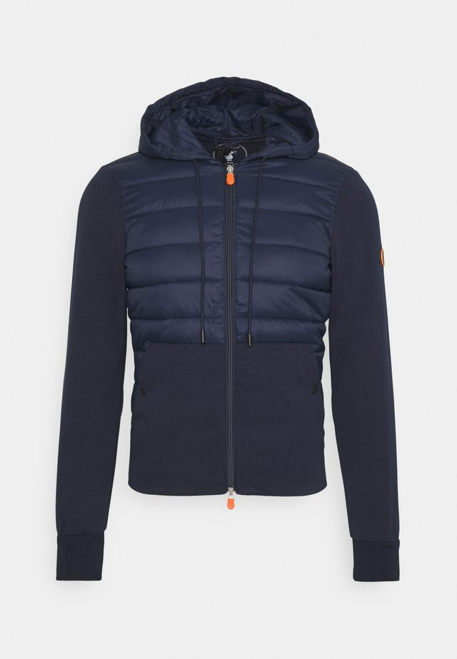 CONNOR HOODED JACKET - Jas - navy