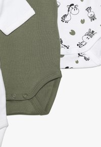 Name it - ZEBRA 3 PACK - Body - loden green