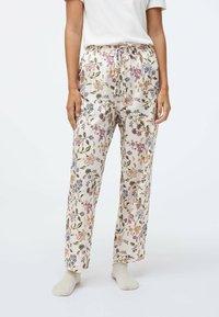 OYSHO - Pyjama bottoms - white - 0