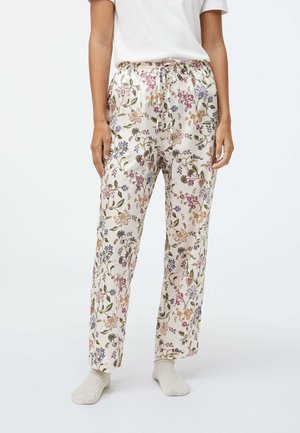 Pyjamahousut/-shortsit - white