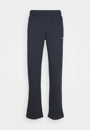 LEGACY STRAIGHT HEM PANTS - Pantalon de survêtement - dark blue