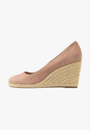 ANNABELS - Wedges - cappuccino