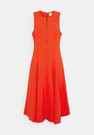 WOMENS DRESS - Robe longue - orange
