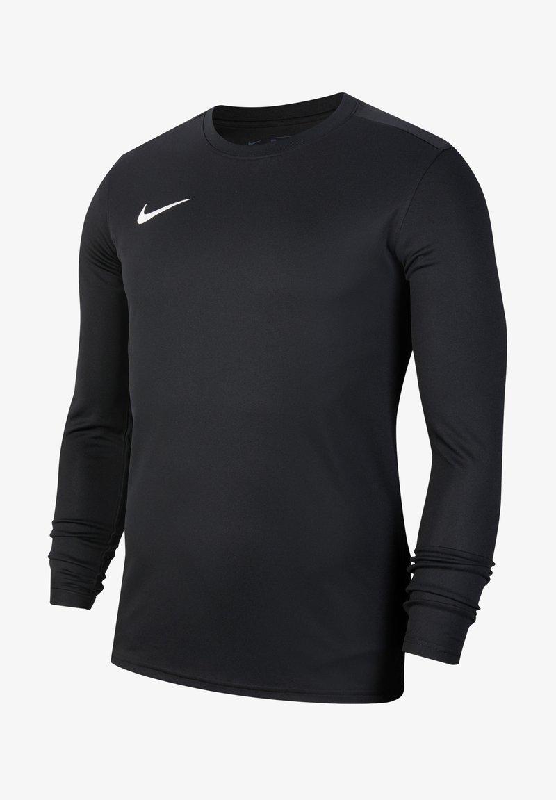 Nike Performance - T-shirt à manches longues - schwarzweiss