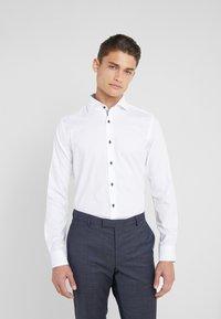 JOOP! - PANKOK SLIM FIT - Formal shirt - white - 0