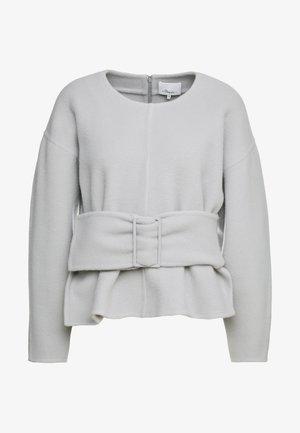 BELT - Jumper - light grey