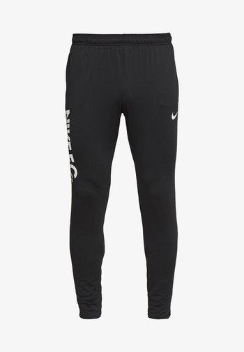 FC PANT - Træningsbukser - black/white