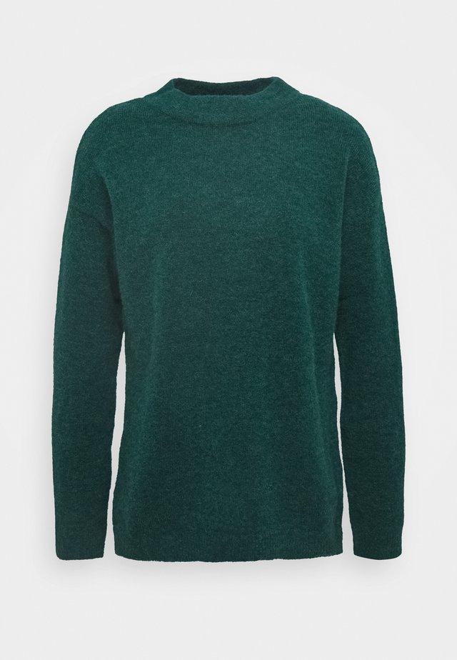 PAPINA ONECK  - Trui - warm green