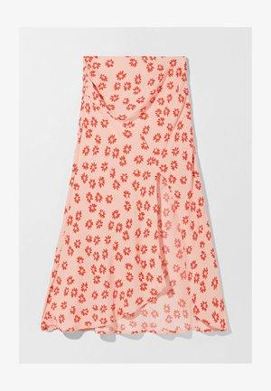Áčková sukně - pink