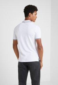 Emporio Armani - Poloshirt - bianco ottico - 2