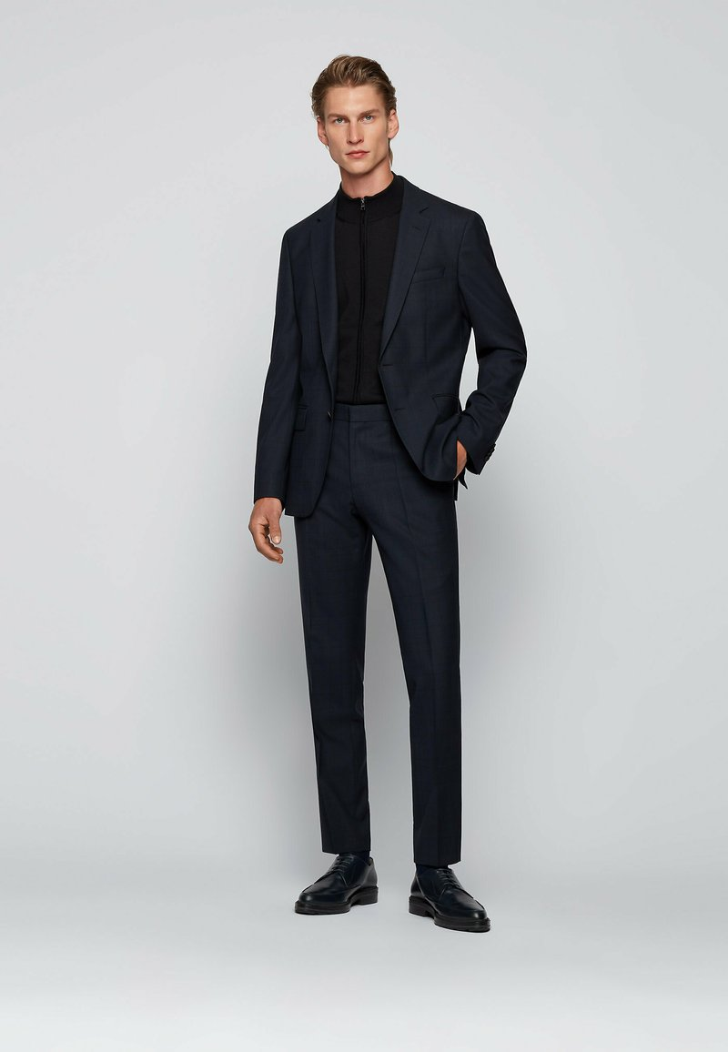 BOSS - HUGE SET - Suit - dark blue