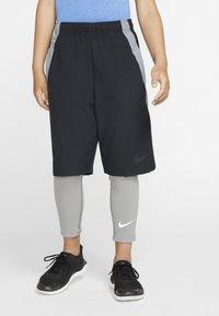 Nike Performance - Base layer - carbon heather/white - 0