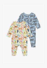 Cotton On - SNAP UNISEX 2 PACK - Pyjama - multi-coloured - 0