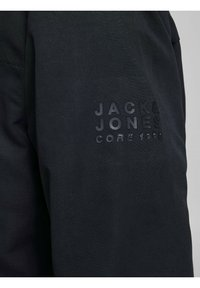 Jack & Jones - MIT KAPUZE - Training jacket - black - 2