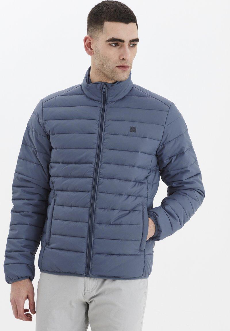 Solid - Light jacket - china blue
