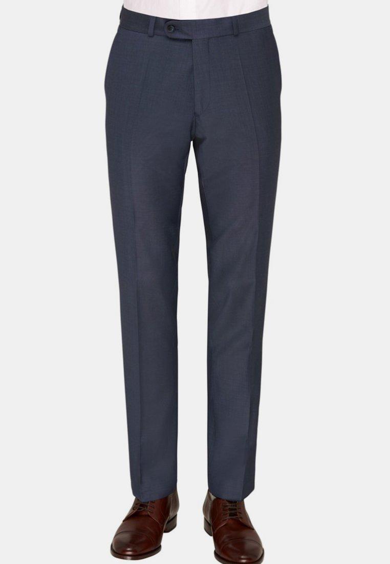 Carl Gross - Suit trousers - light blue