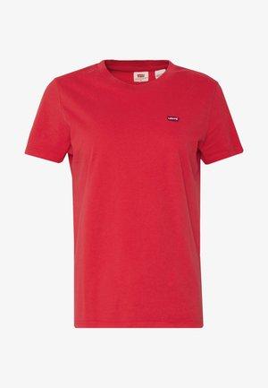PERFECT TEE - Print T-shirt - tomato