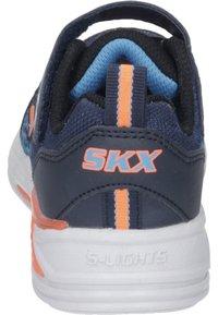 Skechers - Trainers - navy/orange - 2