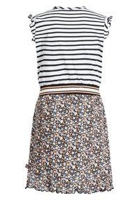 WE Fashion - MET DESSIN - Jersey dress - multi-coloured - 4