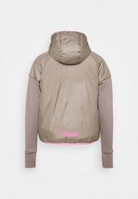 Kari Traa - SOLVEIG HYBRID - Outdoor jacket - clay - 1