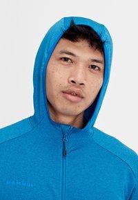 Mammut - Fleece jacket - blue - 3