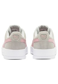 Puma - CARINA YOUTH - Trainers - gray violet-bridal rose - 3