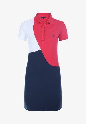 Vestido ligero - fuchsia