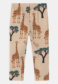 Walkiddy - GIRAFFES UNISEX - Leggings - Trousers - orange - 1