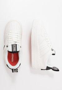 Jack & Jones Junior - JRMAVERICK  - Sneakersy niskie - white - 0