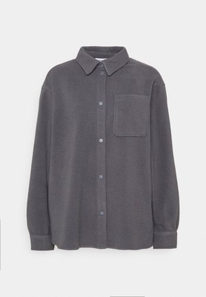 BESS - Button-down blouse - greyish