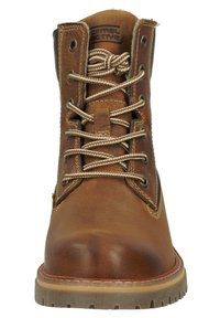 camel active - Lace-up boots - tan - 4