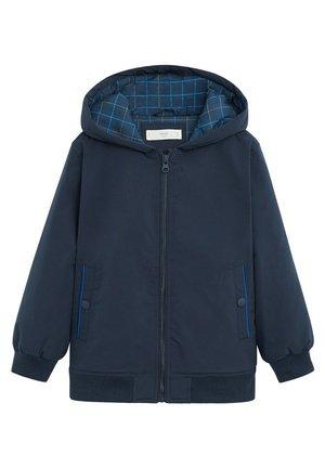 POLO - Regnjakke / vandafvisende jakker - dunkles marineblau