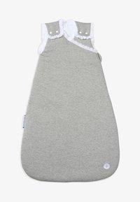 Nordic coast company - SCHLAFSACK KUSCHLIGER GANZJAHRESSCHLAFSACK - Baby's sleeping bag - grey - 0