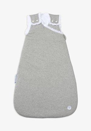 SCHLAFSACK KUSCHLIGER GANZJAHRESSCHLAFSACK - Baby's sleeping bag - grey