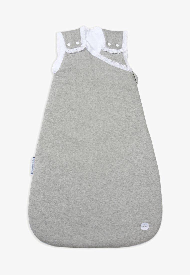 Nordic coast company - SCHLAFSACK KUSCHLIGER GANZJAHRESSCHLAFSACK - Baby's sleeping bag - grey