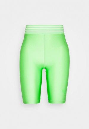 EVIDE BIKER  - Shorts - summer green