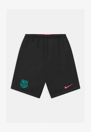 FC BARCELONA UNISEX - Sports shorts - black/pink beam