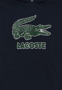 Lacoste - LOGO  - Sweat à capuche - navy blue - 2
