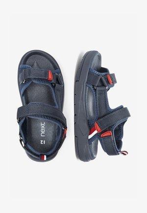 CHUNKY  - Chodecké sandály - blue