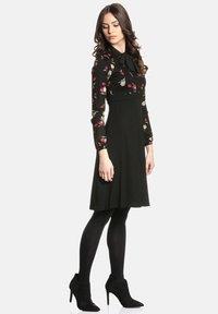 Vive Maria - EVA S  - Day dress - schwarz allover - 1