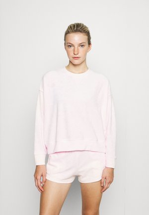 TERRY - Sweater - rosé