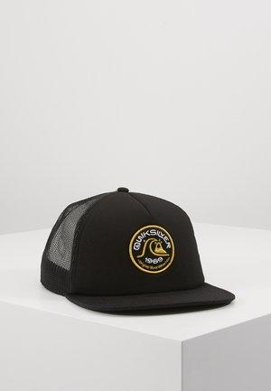 BROACHER  - Caps - black