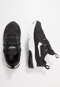 Nike Sportswear - AIR MAX 270 RT - Sneakers basse - black/white - 0