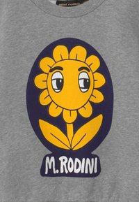 Mini Rodini - BABY FLOWER  - Sweatshirt - grey melange - 3