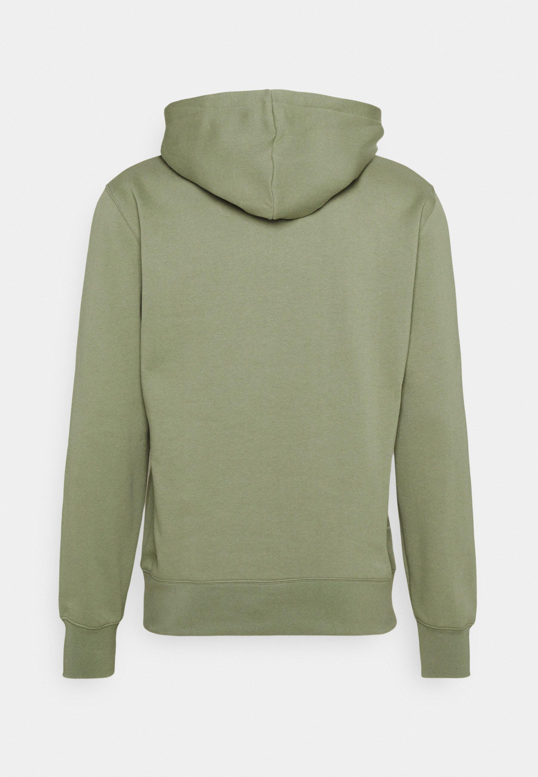 Men CENTRE HOOD - Sweatshirt
