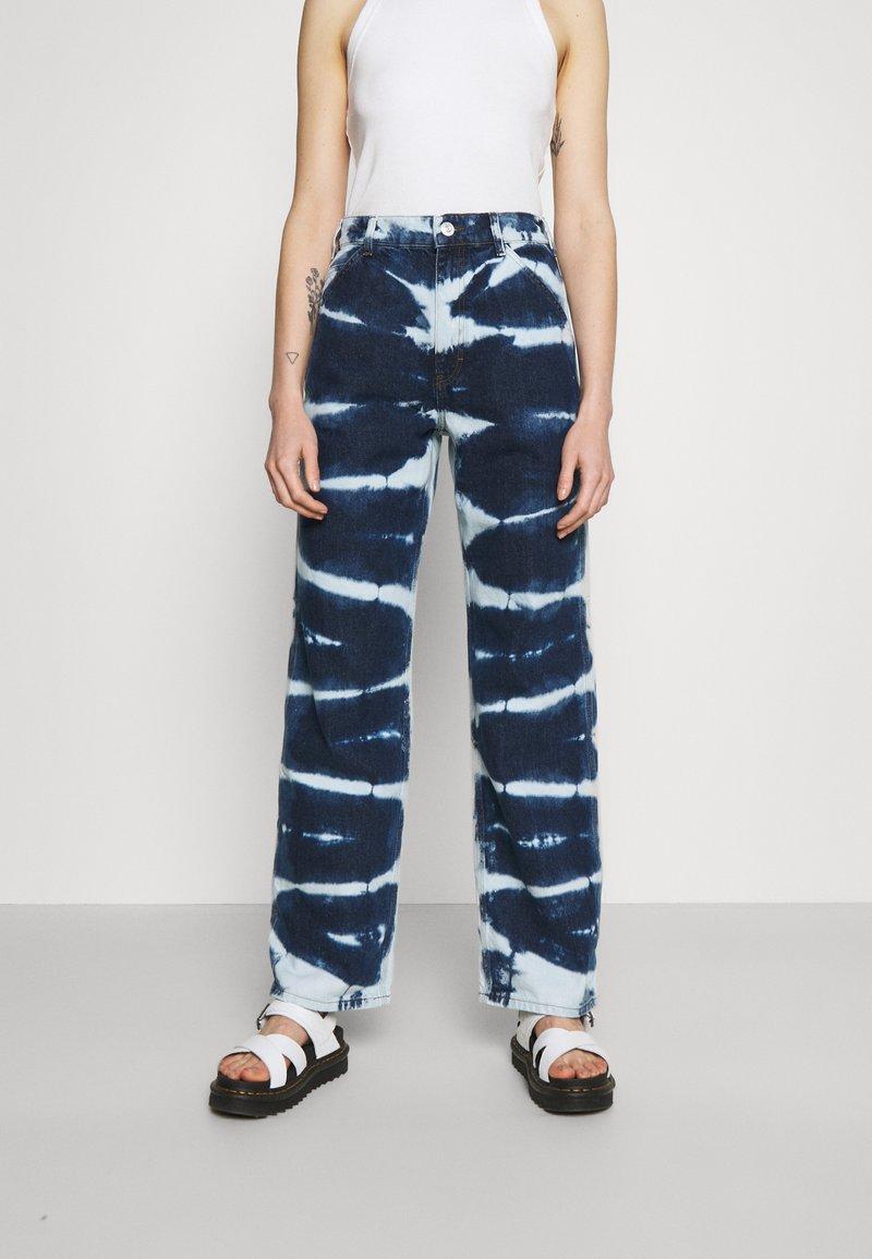 BDG Urban Outfitters - JUNO - Jeans straight leg - indigo