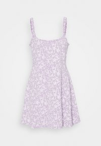 Cotton On - TURNER STRAPPY MINI DRESS - Jersey dress - lilac - 4