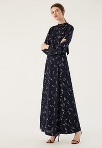 IVY & OAK - Maxi dress - navy blue - 1