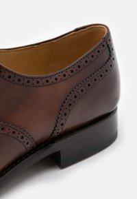 Cordwainer - MICHAEL - Smart lace-ups - elba castagna - 3